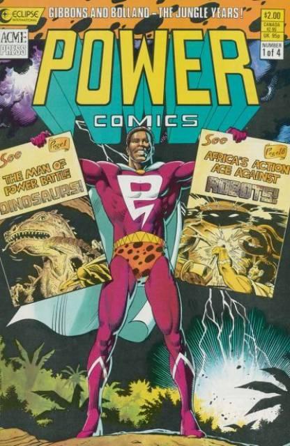 Power Comics