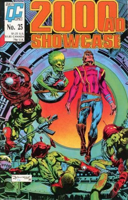 2000 AD Showcase