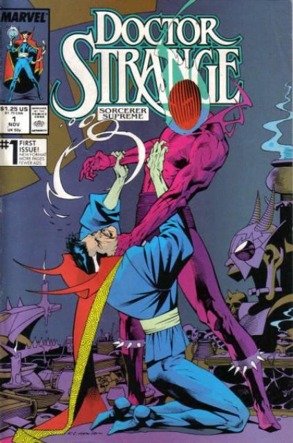 Doctor Strange, Sorcerer Supreme