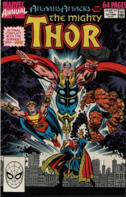 The Mighty Thor Annual