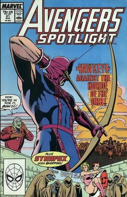 Avengers Spotlight