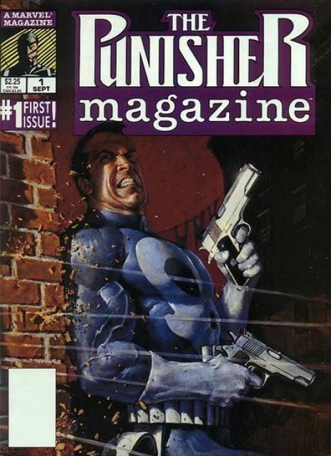 The Punisher Magazine