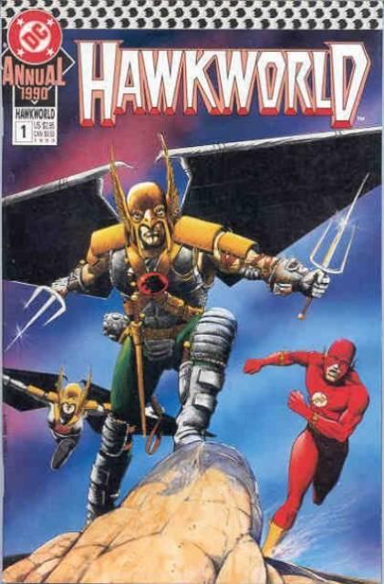 Hawkworld Annual