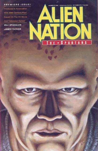 Alien Nation: The Spartans