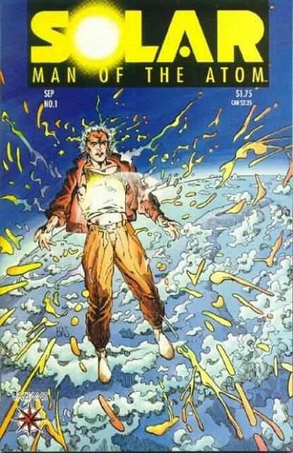 Solar, Man of the Atom