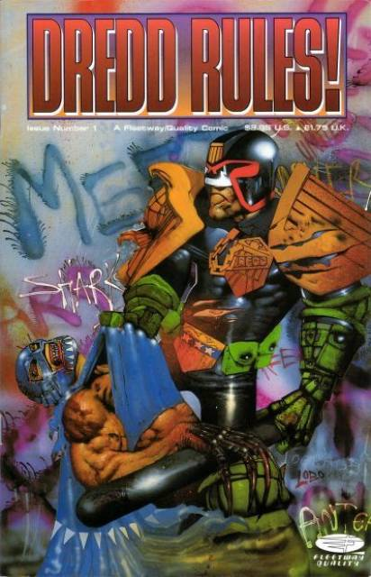 Dredd Rules!