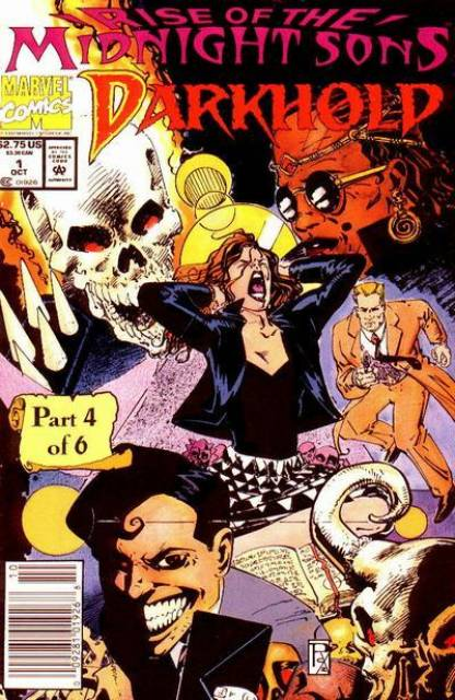 Darkhold: Pages from the Book of Sins
