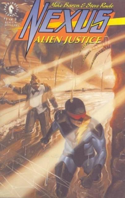 Nexus Alien Justice