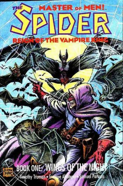 Spider: The Reign of the Vampire King