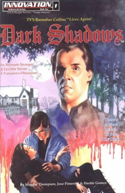 Dark Shadows: Book Two