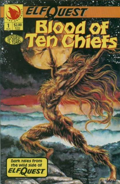 ElfQuest: Blood of Ten Chiefs