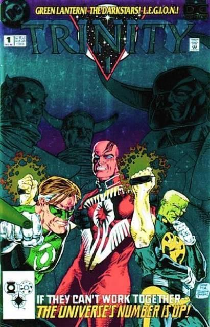DC Universe: Trinity