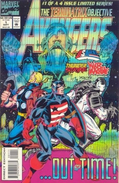 Avengers: The Terminatrix Objective