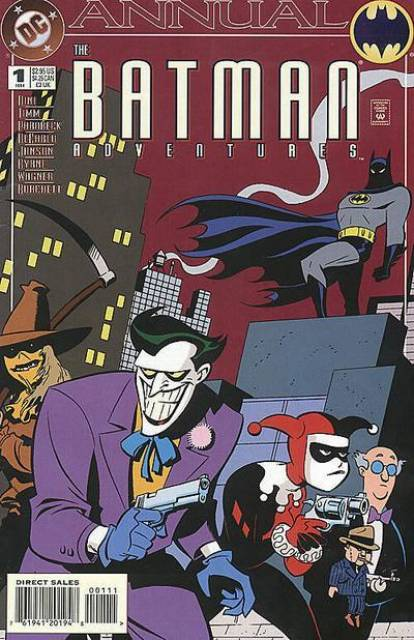 The Batman Adventures Annual