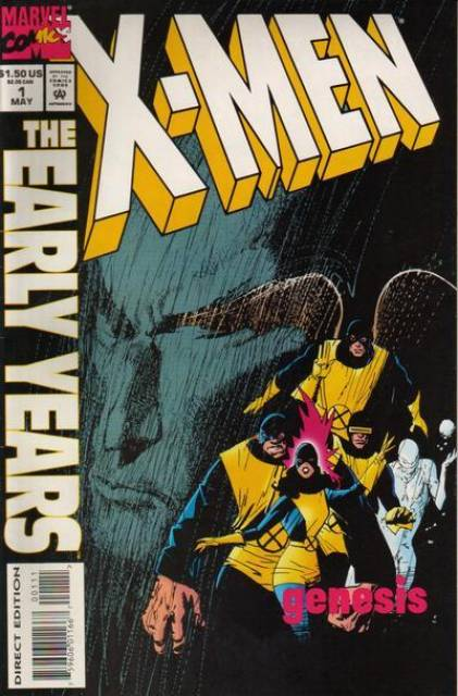 X-Men: The Early Years