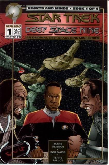Star Trek: Deep Space Nine -- Hearts and Minds