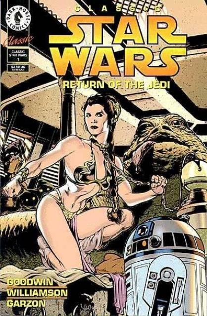 Classic Star Wars: The Return of the Jedi