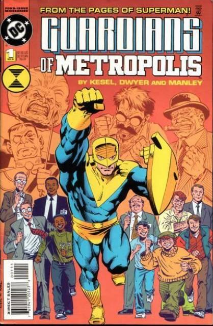 Guardians of Metropolis