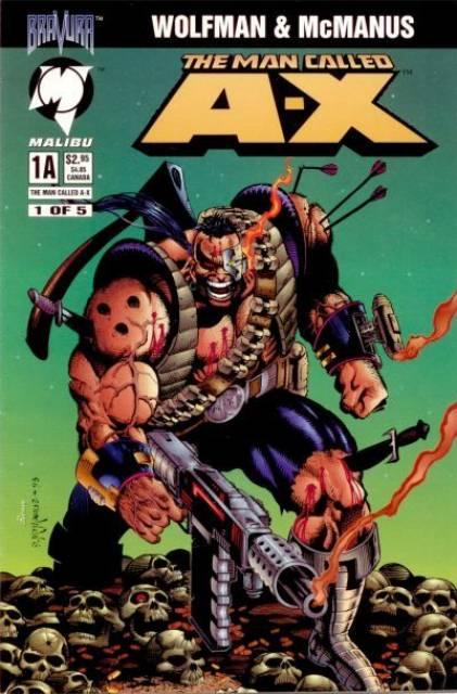 The Man Called A-X