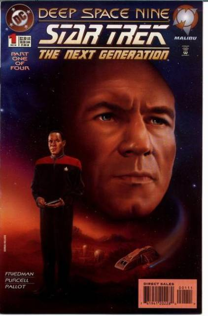 Star Trek: Deep Space Nine/Star Trek: The Next Generation