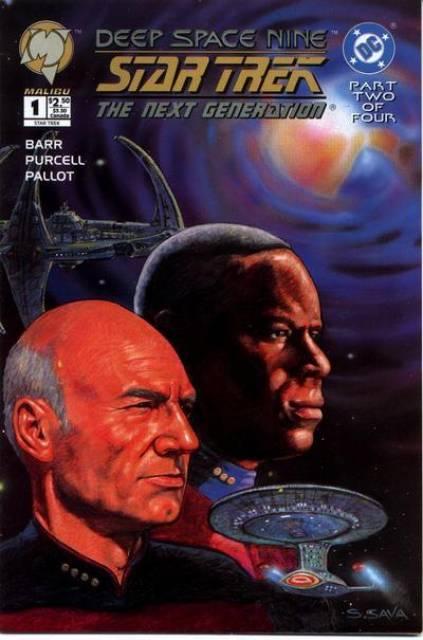 Star Trek: Deep Space Nine/The Next Generation