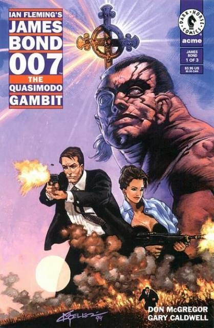 James Bond 007: The Quasimodo Gambit