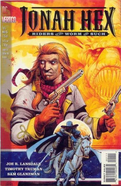 Jonah Hex: Riders of the Worm and Such