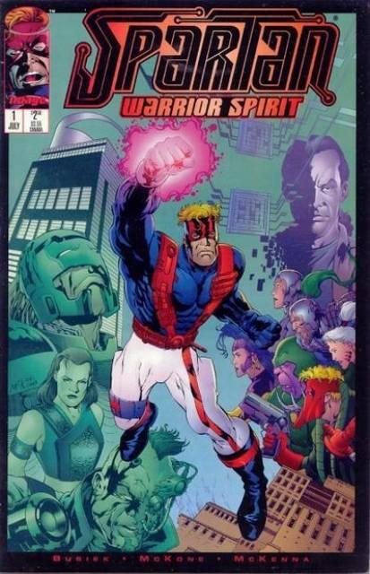 Spartan: Warrior Spirit