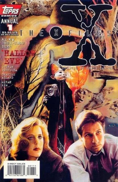 X-Files Annual
