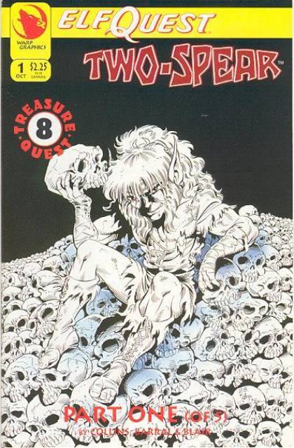 ElfQuest: Two-Spear