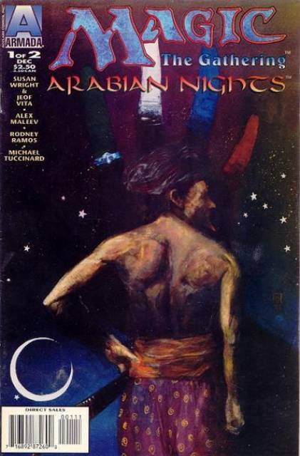 Magic the Gathering--Arabian Nights
