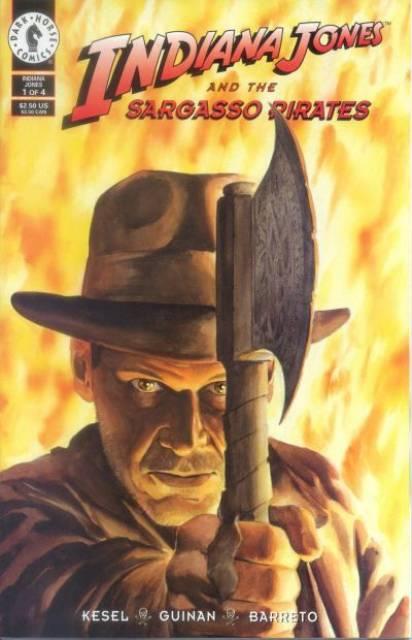 Indiana Jones and the Sargasso Pirates