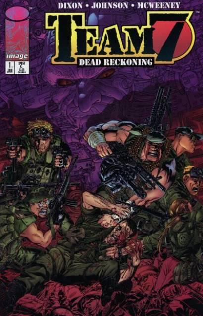Team 7: Dead Reckoning