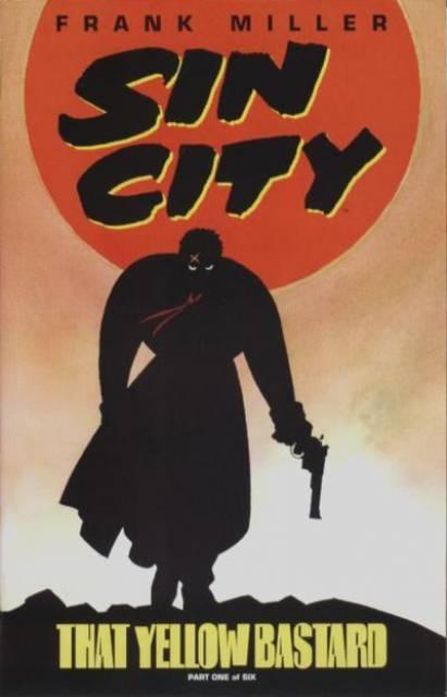 Sin City: That Yellow Bastard