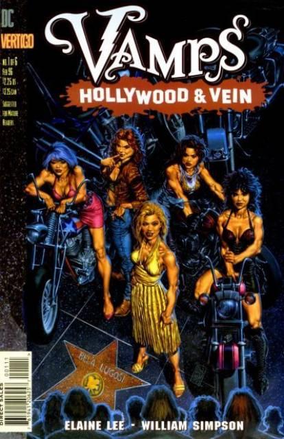 Vamps: Hollywood & Vein