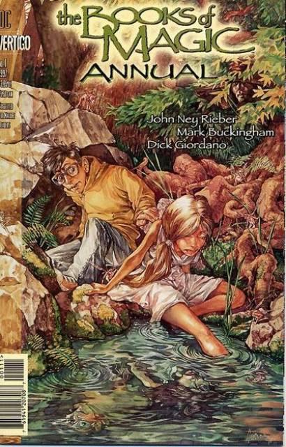 The Books of Magic Annual