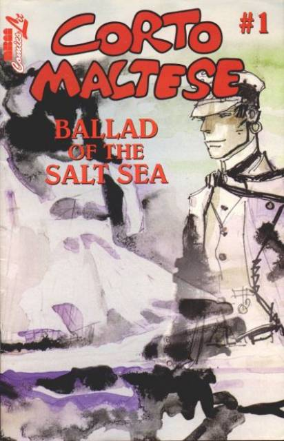 Corto Maltese: Ballad of the Salt Sea