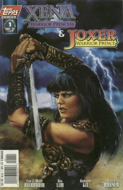 Xena: Warrior Princess/Joxer: Warrior Prince