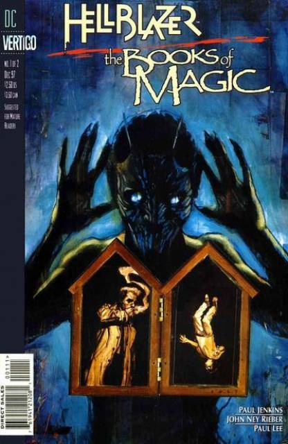 Hellblazer/The Books of Magic