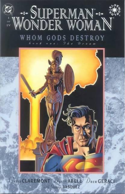 Superman/Wonder Woman: Whom Gods Destroy