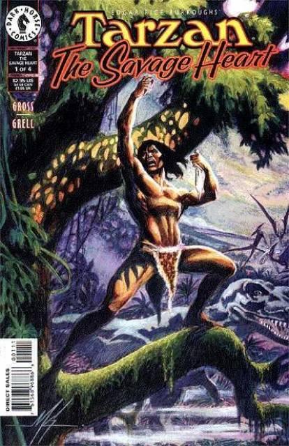 Tarzan The Savage Heart