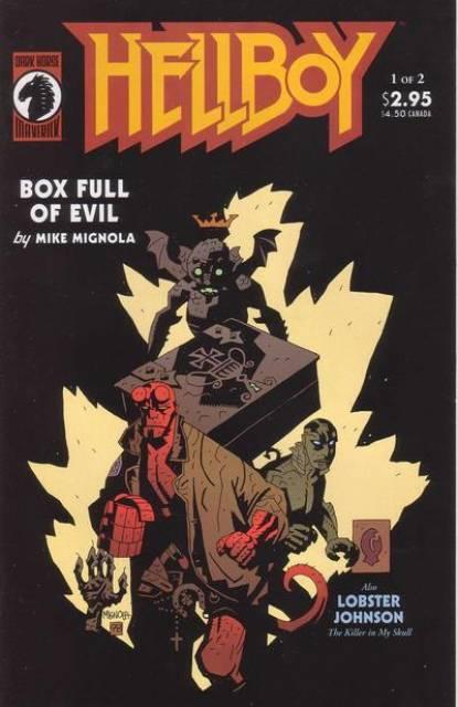 Hellboy: Box Full of Evil