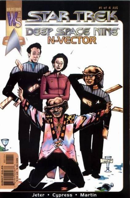 Star Trek: Deep Space Nine: N-Vector