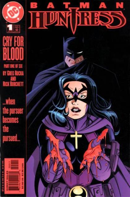 Batman/Huntress: Cry for Blood
