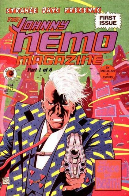 Johnny Nemo Magazine