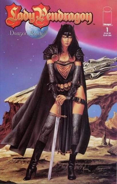 Lady Pendragon