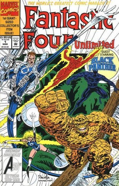 Fantastic Four Unlimited