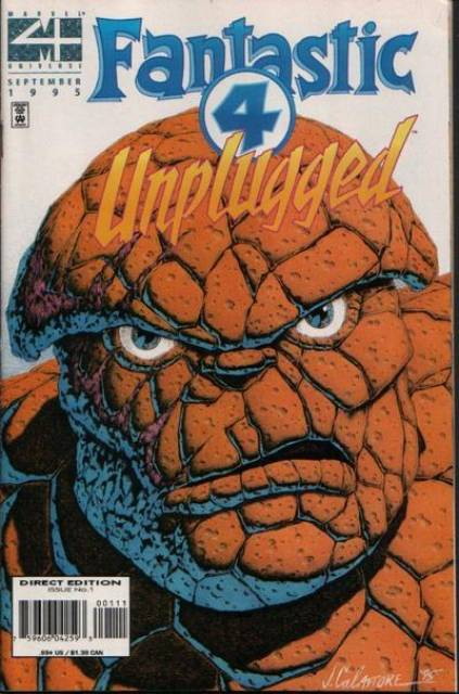 Fantastic Four Unplugged
