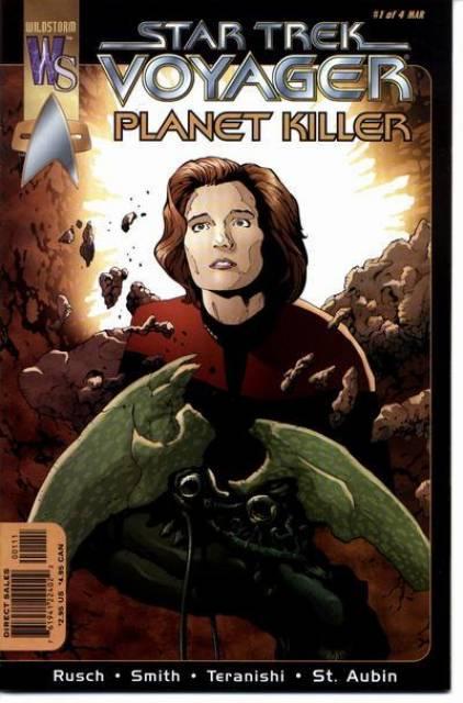 Star Trek: Voyager -- The Planet Killer