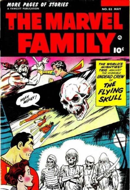 The Flying Skull